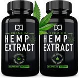 DakotaBesmon Hemp Oil Capsules