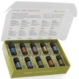 doTERRA Family Essential Kit - Set of 10 (5 ml. each)