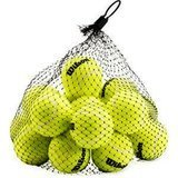 Wilson Pressureless Tennis Balls, Bag of 18