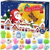 LUDILO Squishy Toys Advent Calendar