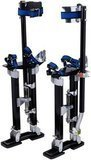 Pentagon Tools Black Drywall Stilts, 18 to 30 inches