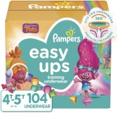 Pampers Easy-Ups Training Underwear
