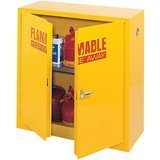 Sandusky Double-Door Safety Cabinet
