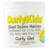 CurlyKids Mixed Texture Hair Care Gel Curl Moisturizer