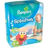 Pampers Splashers Disposable Swim Pants
