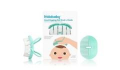Fridababy Head-Hugging Hairbrush and Styling Comb Set