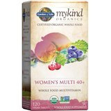 Garden of Life MyKind Organics Women's Multi 40-Plus