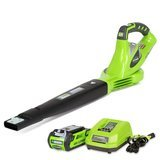 Greenworks 40V Variable Speed Control Blower