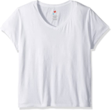 Hanes X-Temp V-Neck T-Shirt with FreshIQ
