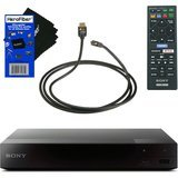 Sony Blu-ray Disc Player with Built-in WiFi