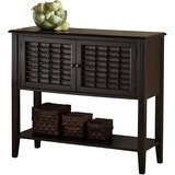 Hillsdale Furniture Bayberry Console Table and Server