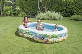 Intex Swim Center Paradise, 103 by 63 by 18 inches
