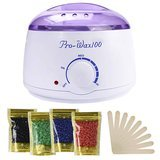 Kids Partner Wax Warmer, Portable Electric Hair Removal Kit