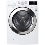 LG 4.5-cu. ft. 12-Cycle Front-Loading Smart WiFi Washer