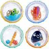 Munchkin Float and Play Bubbles Bath Toys