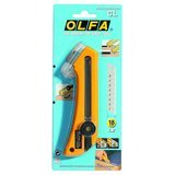 OLFA 9021US CL 18mm Heavy-Duty Utility Knife with 90 degree Cutting Base