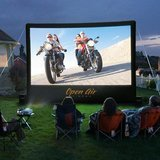 Holiday Styling 16-Foot Inflatable Outdoor Projector