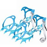 OUTAD Traction Cleats/Crampons for Snow and Ice