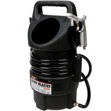 Performance Tool Sand Blaster with a 10 Foot Hose