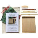 Purl & Loop Birch Stash Blaster Weaving Loom