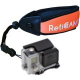 RetiCAM Floating Wrist Strap for GoPro and Waterproof Cameras