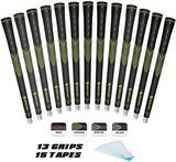 SAPLIZE Rubber Golf Club Grips