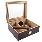 Scorch Torch 25-50 Cigar Humidor Humidifier w/ Hygrometer