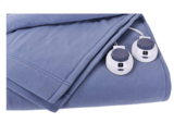 Perfect Fit SoftHeat Luxury Micro-Fleece Electric Heated Blanket
