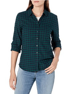 Goodthreads Slim Fit Flannel