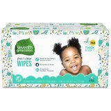 Seventh Generation Think & Strong Baby Wipes, Free & Clear