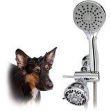 SmarterFresh Pet Shower Sprayer Set