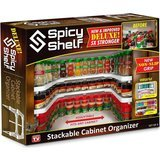 Spicy Shelf Stackable Spice Organizer