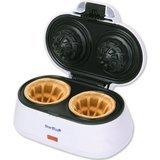 StarBlue Waffle Bowl Maker
