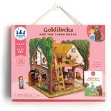 Storytime Toys Goldilocks and the Three Bears Fairytale Dollhouse