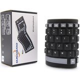 Sungwoo Wired Silicone Roll Up Keyboard