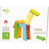 Tegu 14-Piece Magnetic Wooden Block Set