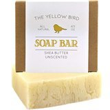 The Yellow Bird All-Natural Soap Bar