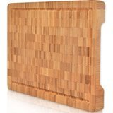 Royal Craft Wood Thick End Grain Bamboo Butcher Block