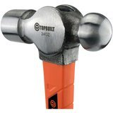TopBuilt 24 oz. Ball Pein Hammer with Fiberglass Handle