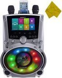 Karaoke USA All-In-One Wi-Fi Multimedia Karaoke System with Bluetooth