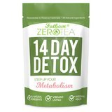 Zero Tea 14-Day Detox Tea, Weight Loss Tea, Teatox Herbal Tea For Cleanse