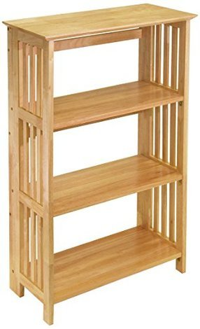 Foldable 4 Tier Shelf